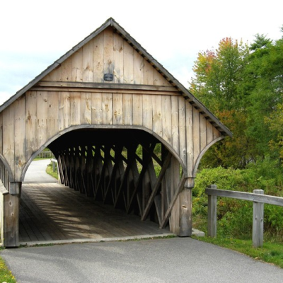 Bethel Maine Covered Bridge