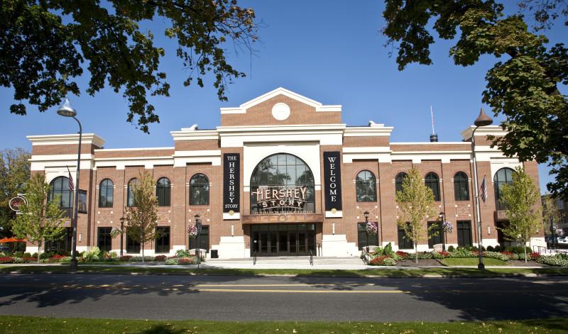 Hershey Story Museumin Hershey