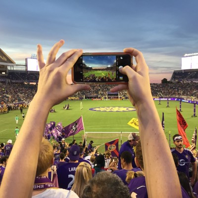 Orlando City, Major League Soccer