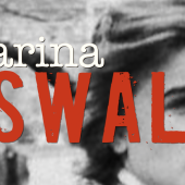 Marina Oswald, wife of Lee Harvey Oswald.