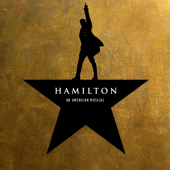 Playbill for Hamilton: An American Musical