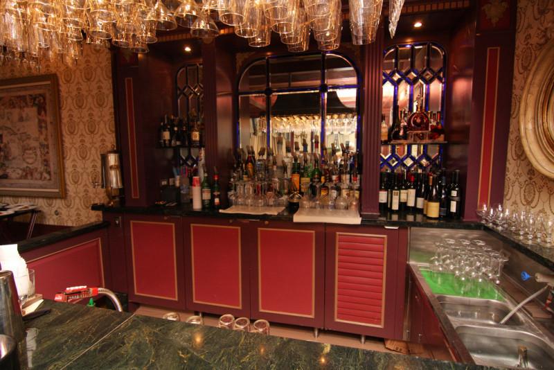 club 33 bar
