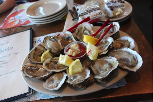 J's Oysters final