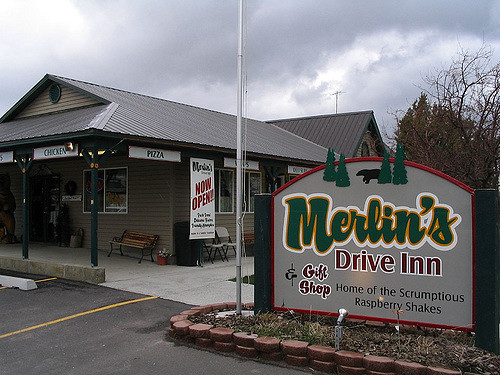 Merline's in garden city ut