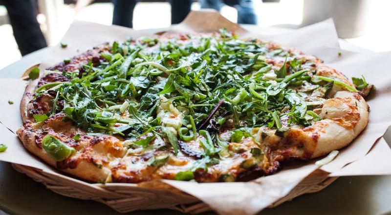 cheese board pizza