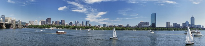 boston sailboat