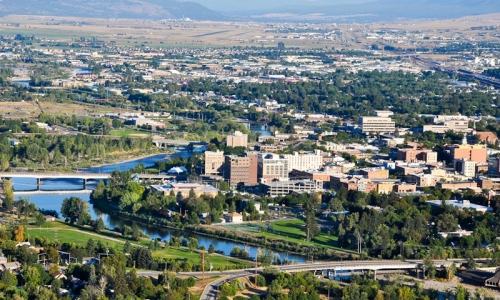 Downtown_Missoula_ skyline
