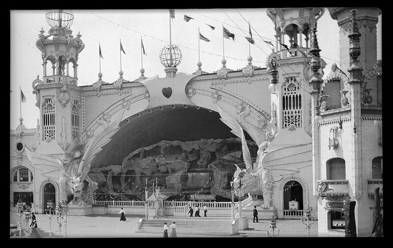 Luna_Park_Coney_Island_Eugene_Wemlinger_1906_Brooklyn_Museum