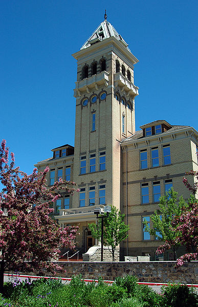 387px-Old_Main_Utah_St_Univ